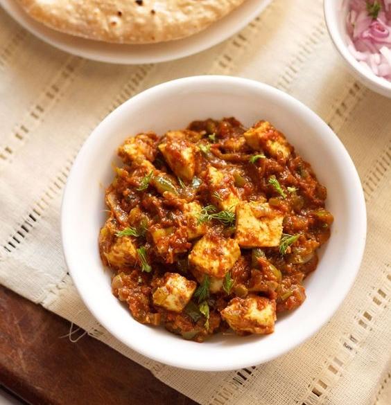 Как приготовить индийский сыр панир: острое блюдо с имбирем - фото №3